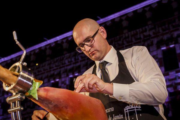 Cortadores de jamon para bodas jamivi