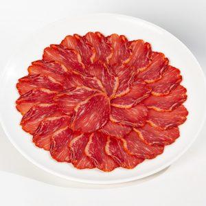 caña de lomo de bellota ibérico loncheada jamivi