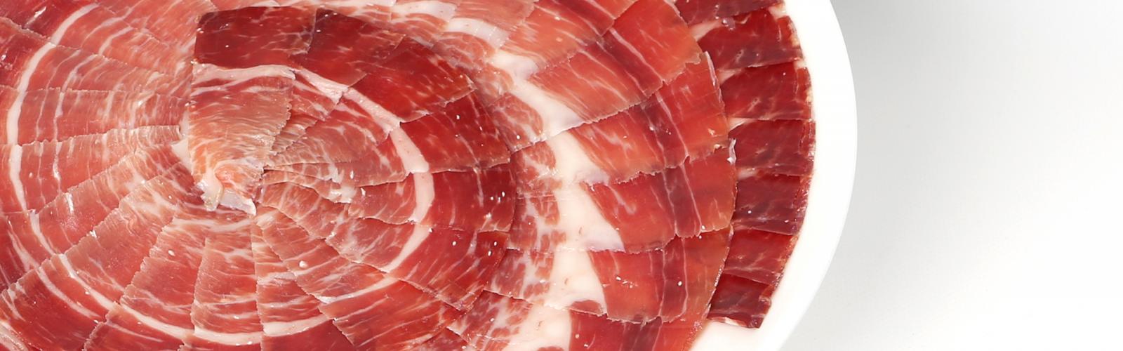 jamon de bellota iberico jamivi plato