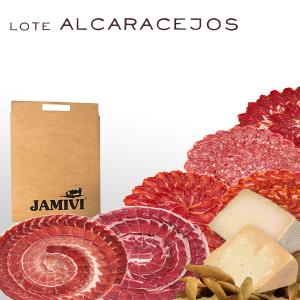 lote Alcaracejos ibericos jamivi