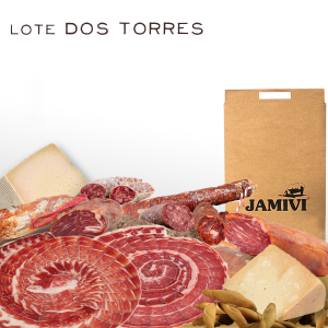 lote Dos Torres ibericos jamivi