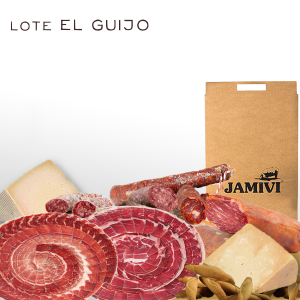 lote El Guijo ibericos jamivi