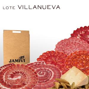lote Villanueva ibericos jamivi