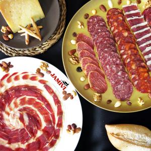 Lote productos ibericos Pozoblanco