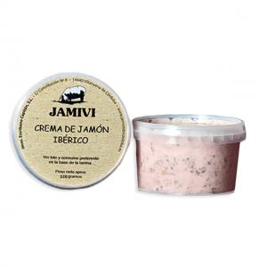 Crema de jamón ibérico Jamivi