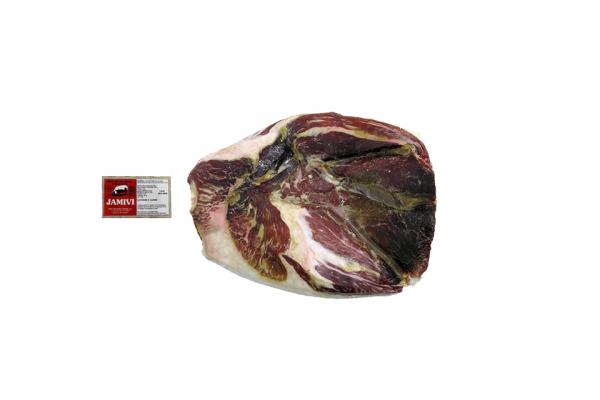 paleta de bellota 50% ibérica deshuesada