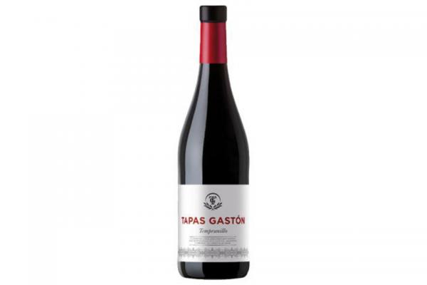 Vino tempranillo tapas Gastón Zuazo Gastón