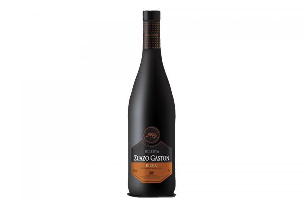 vino rioja reserva zuazo gastón