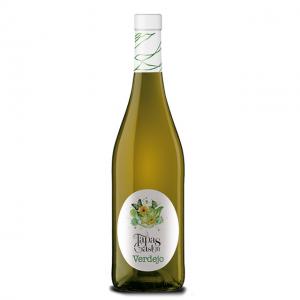 vino blanco verdejo tapas gaston botella jamon de cordoba